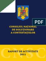 Raport2011 RO