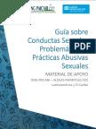 Guia Conductas y Practicas Abusivas Sexuales Entre Pares