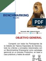 Bechmarking - Gabriel Chacin URBE