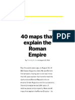 40 Maps That Explain the Roman Empire - Vox