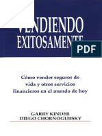 Vendiendo Exitosamente (Spanish - Garry D. Kinder