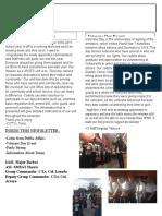 jrotc newsletter