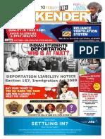 Indian Weekender 10 February 2017