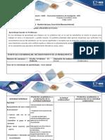 Guía de Actividades y Rúbrica de Evaluación – Paso 1 – Fase Inicial (Reconocimiento)