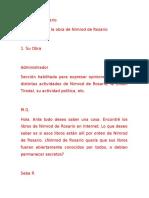 Material Para El Diccionario