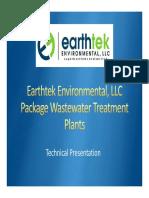 Earthtek Engineer Presentation 2-7-17