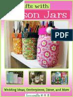 20 Crafts with Mason Jars free eBook.pdf