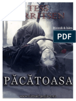 Tess Gerritsen -  Pacatoasa