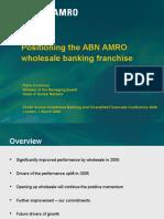 ABN Amro Csinvestmentbanking