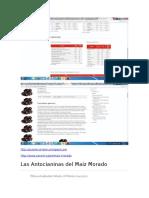 Comercio Exterior Chicha Morada
