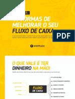 E-Book - ERPFlex - Fluxo de Caixa Checklist