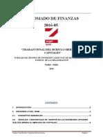Trabajo Final - Modulo VIII - Mercado de Capitales