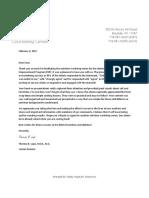 bpcc letter for sara