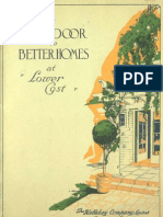 (1920) The Open Door to Better Homes at Lower Cost