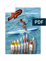2015 SUP Inflatable User Manual