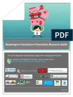 Washington Foreclosure Prevention Resource Guide June 2015