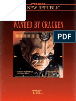 WEG40062 - Star Wars D6 - Wanted by Cracken