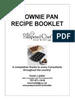 brownie pan recipes  april 2012 -1