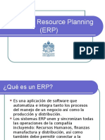 ENTERPRICE RESOURCE PLANING