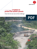Tackling Corruption to Protect the World's Forests