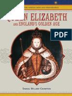 Queen Elizabeth and England Golden Age