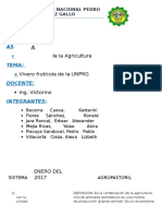 Sistema Agropastoril.fundamentos