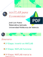 Matlab Para Economistas 3