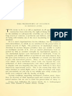 The Prehistory of Aviation. Laufer Berthold