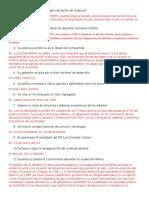 Estructuras y Desarrollo de México