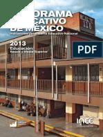 Panorama educativo 2014 Mx.pdf