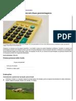 Como Calcular Variações Em Duas Porcentagens _ EHow Brasil