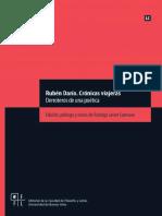 Rubén Darío. Crónicas viajeras, derroteros de una poética -Caresani.pdf