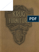 (1913) H.Krug Furniture Catalogue