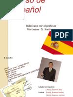 Curso de Espanol