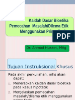 KDB Dan Prima Facie