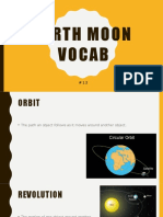 earth moon vocab 12