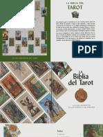 La Biblia Del Tarot