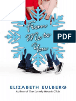 From Me to You - Elizabeth Eulberg