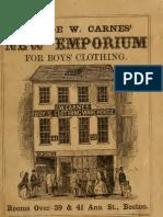 (1850) Catalogue