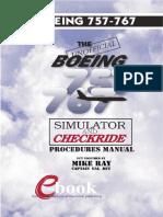 752 Checklist v 0 6 Full Page | Takeoff | Cockpit