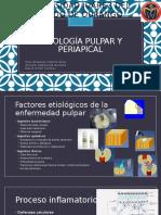 Patologiaa Pulpar y Periapical