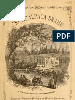(1880) Star Alpaca Braids