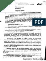 Sentença de absolvição Fayed Traboulsi