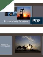 Economía Del Petróleo
