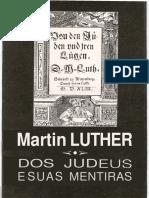 Dos judeus e suas mentiras - Martinho Lutero.pdf