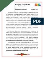 Cualitativa de La Profesora Victoria Cristabel Martínez Miramontes