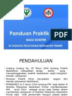 Presentation PPK Faskes Primer