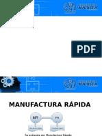 Presentación Innovacion Tecnológica Proceso de Manufactura.