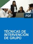 Texto Diagramado de Técnicas de Intervención de Grupo.docx