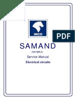 Samand electricidad Ecu Sagem